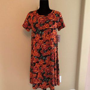 NWT LuLaRoe Carly High Low Floral, XS, SALE 2/$40